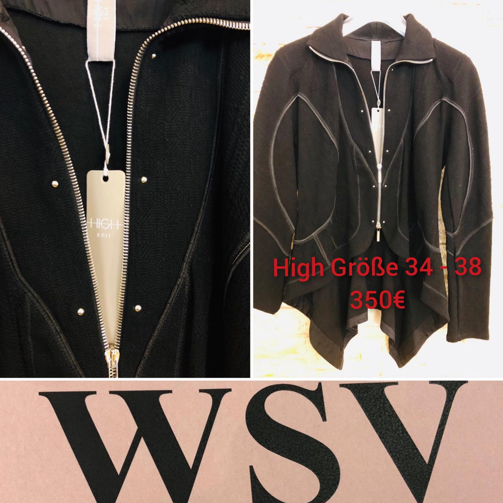 High WSV