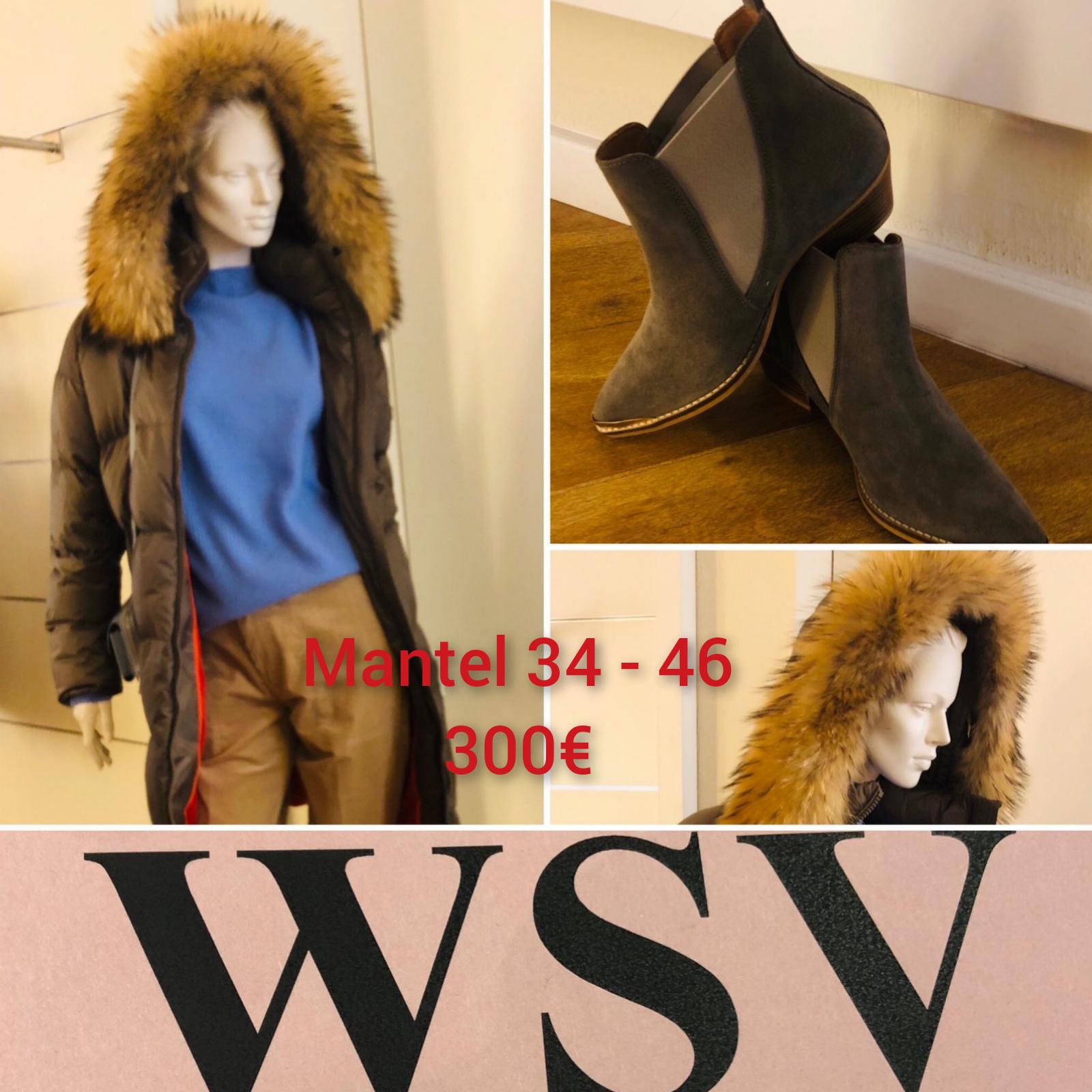 Mantel WSV