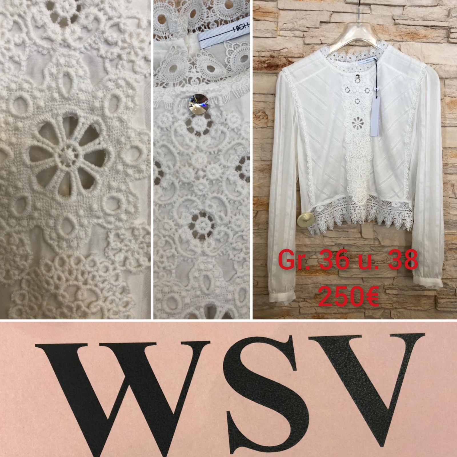 High Bluse WSV
