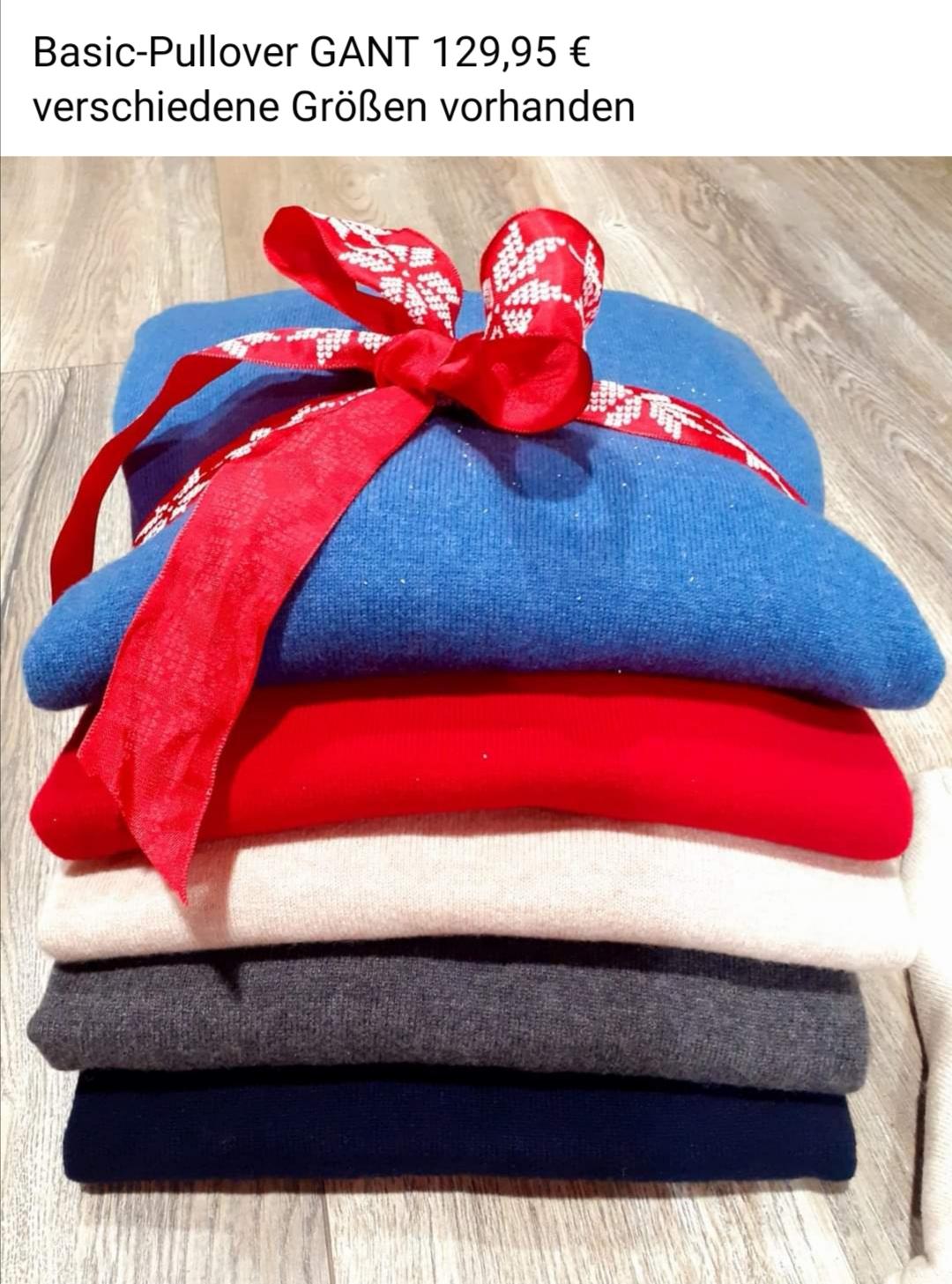Pullover Herren Gant