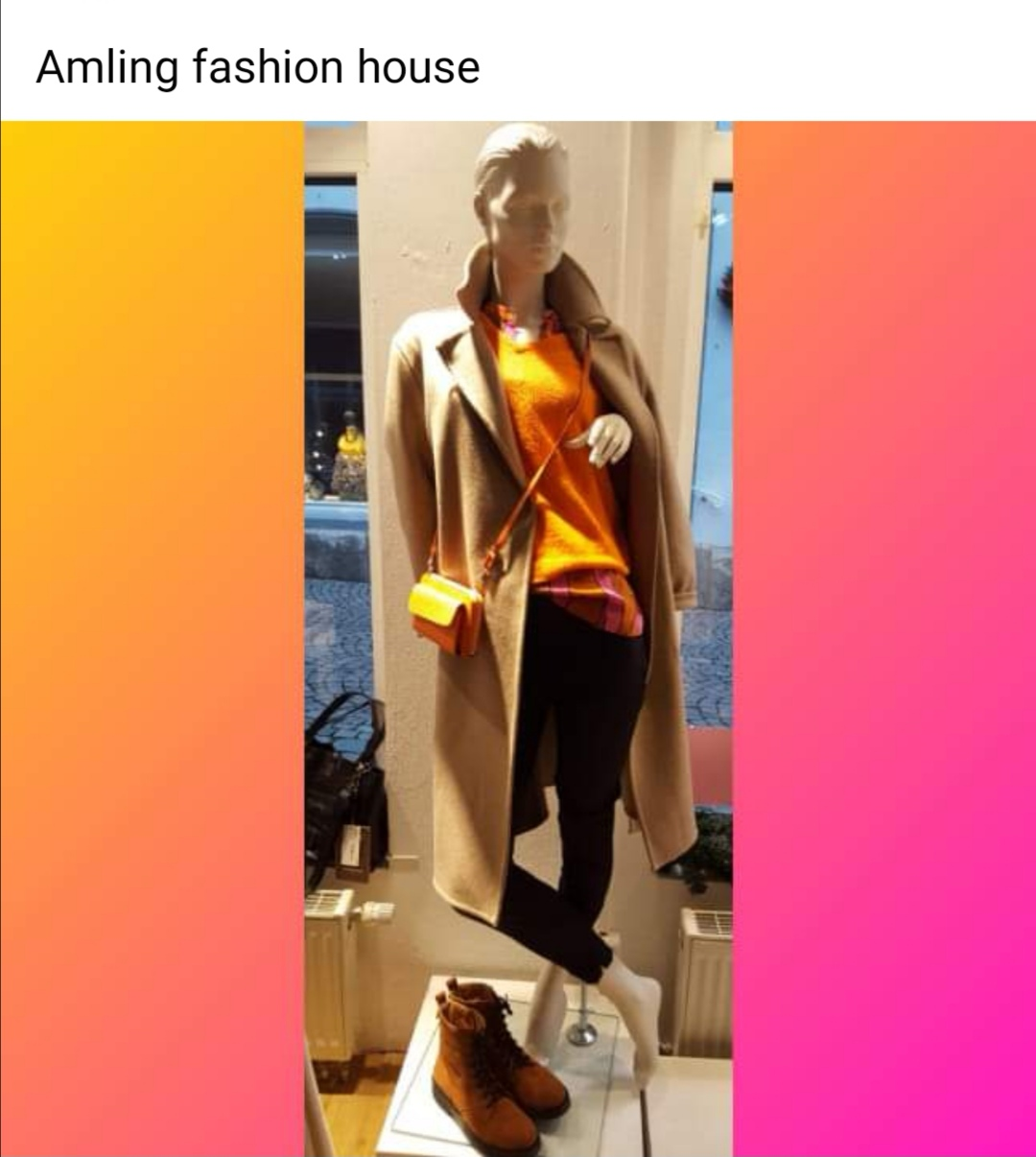 outfit amling fashion house
