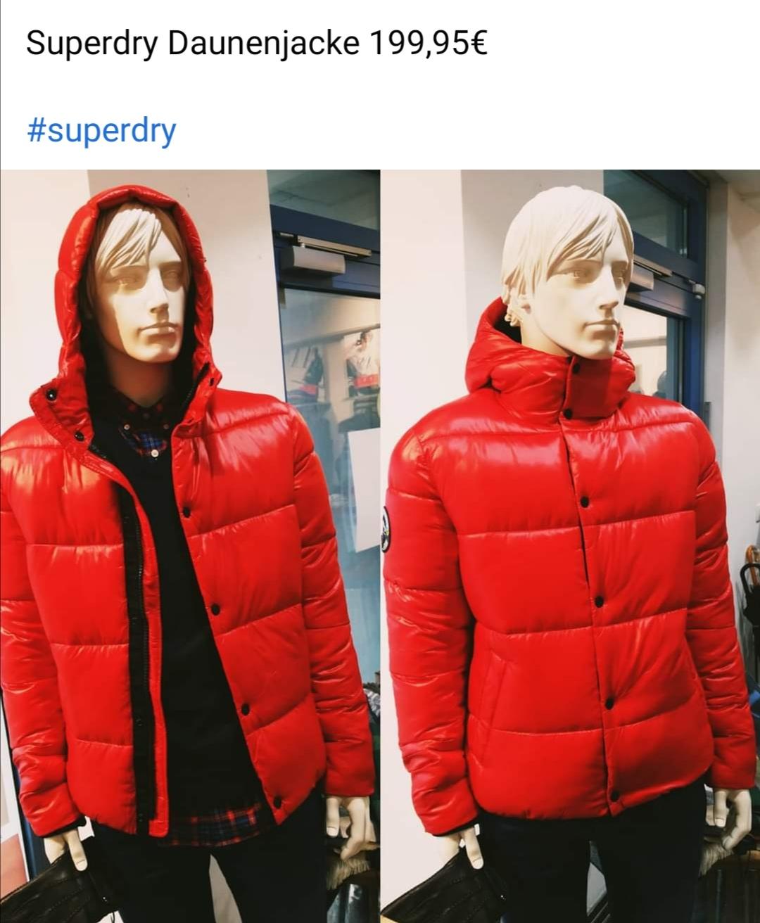 Jacke Superdry
