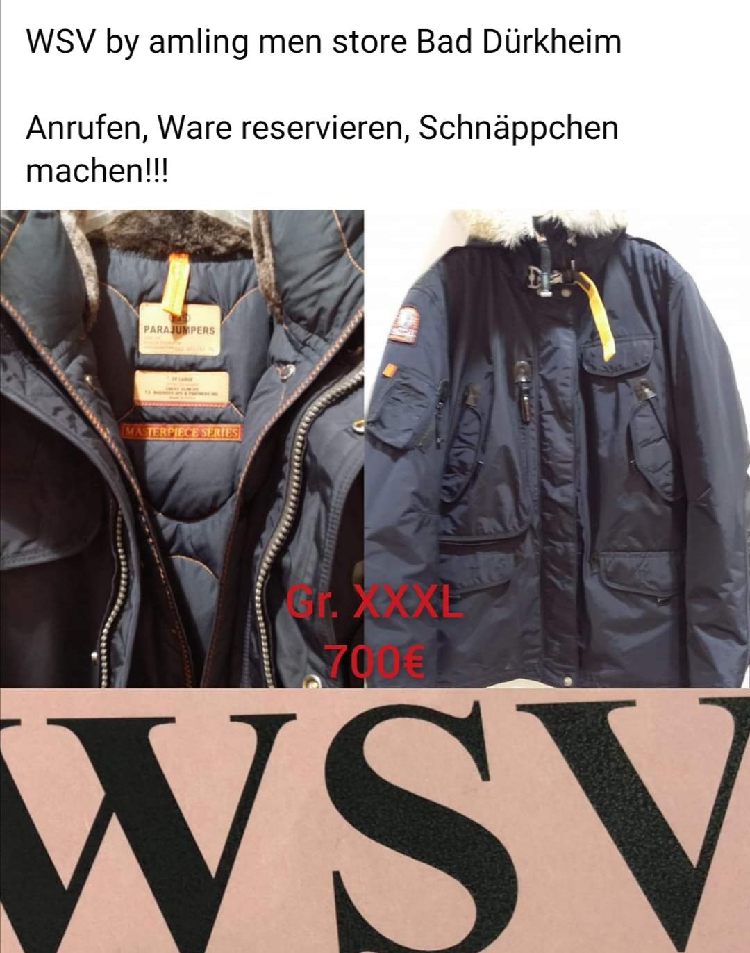 Parajumper WSV